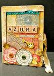 Mini Album-Azura-Queen Of Randomity