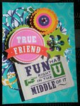 Gabbie Friend Card