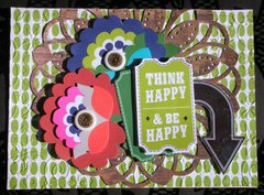 Gabbie Happy Card