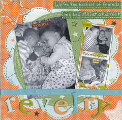 Sibling Revelry - right page