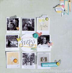 favorite snapshots *Elle's Studio*