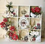 shadow box~winter wonderland