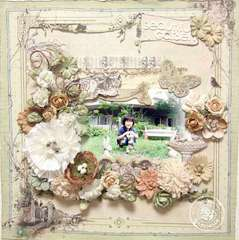 *New Prima Pixie Glen*Beautiful Garden