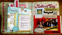 MOTHER'S DAY 2014 - MEMORY FOLDER 19