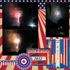 4TH OF JULY 2012 - 2