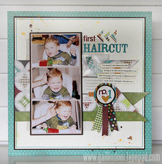 First Haircut *Simple Stories*