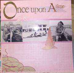 Once Upon A Time - Pink challenge