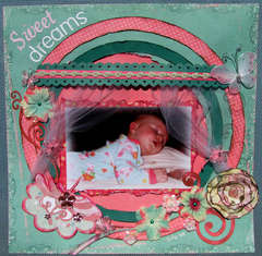 SWEET DREAMS - Scrap That! SEPT CHALLENGE
