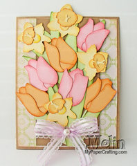 Spring Floral Card