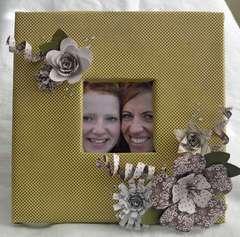 Flower Frame *imaginisce*