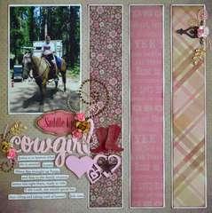 Saddle Up Cowgirl *Samatha Walker & Zva Creative*
