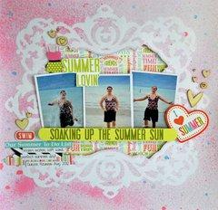 Summer Lovin' *Samantha Walker*
