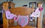 Valentine Banner *Samantha Walker*