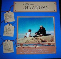 A Boy Needs a Grandpa