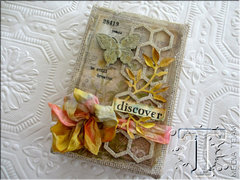 Discover Burlap Panel by TH Media Team Member Paula Cheney