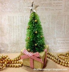 Christmas Tree Ornament by TH Media Team Member: Richele Christensen