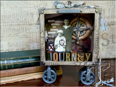 Journey Configurations Box by TH Media Team Member Rachele Christensen