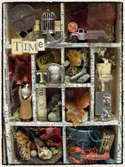 Tim Holtz Curio using new Configurations