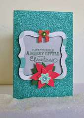 Merry Little Christmas- American Crafts