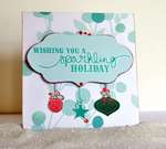 Wishing you a Sparkling Holiday-American Crafts