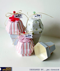 Ice Cream favors