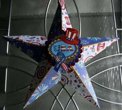 Liberty Star by Debbie Sherman