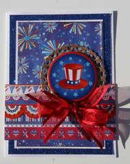 Happy 4th of July by Teresa Horner