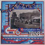 Independence Day 1896 by Teresa Horner