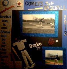 Comets Baseball 2013