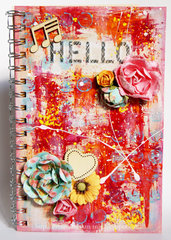 DAYBOOK -HELLO-