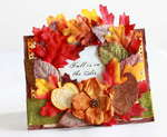 Fall is in the air (Thanksgiving Day) card