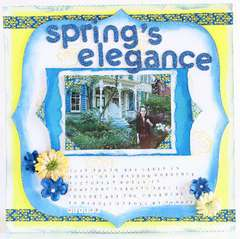 Spring's elegance