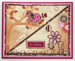 st valentine's card