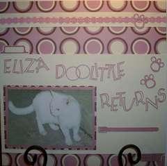 Eliza Doolittle Returns