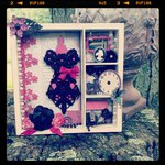 Shadow Box for Janice