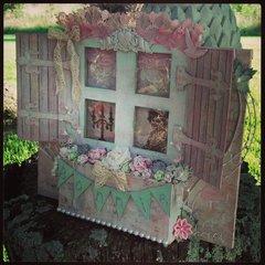 Window box Canvas for Bonnie