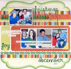 Christmas **KI Memories**
