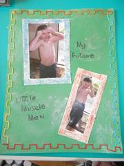 My Future Little Muscle Man