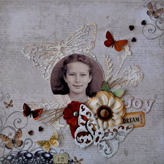 Joy *Scrap That April Kit*