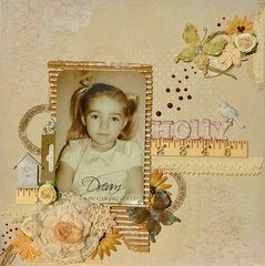 Holly *Scrap That April Kit*
