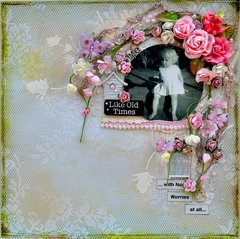 Like Old Times *Scrap That June Kit*