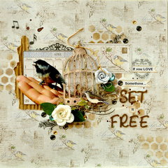 If you Love something..set it Free *Scrap That Aug Kit*