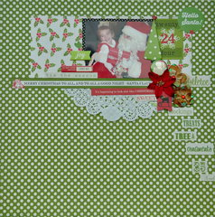 Hello Santa *MCS Main Kit Dec 2013*