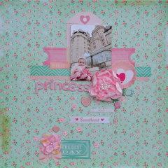 Perfect Princess *MCS LE Kit April '14*