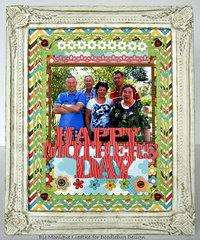 Mother's Day Photo Frame - Doodlebug