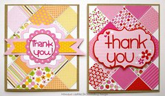 Doodlebug Thank You Cards