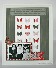 Mother's Day photo frame - Imaginisce