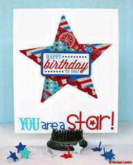 Happy Birthday Card * Doodlebug *