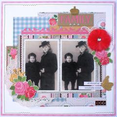 Family - My Little Shoebox