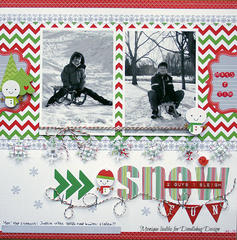 Snow Fun - Doodlebug